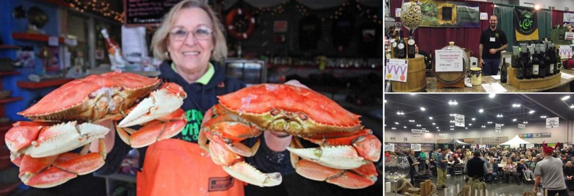 2019 Portland Seafood and Wine Festival