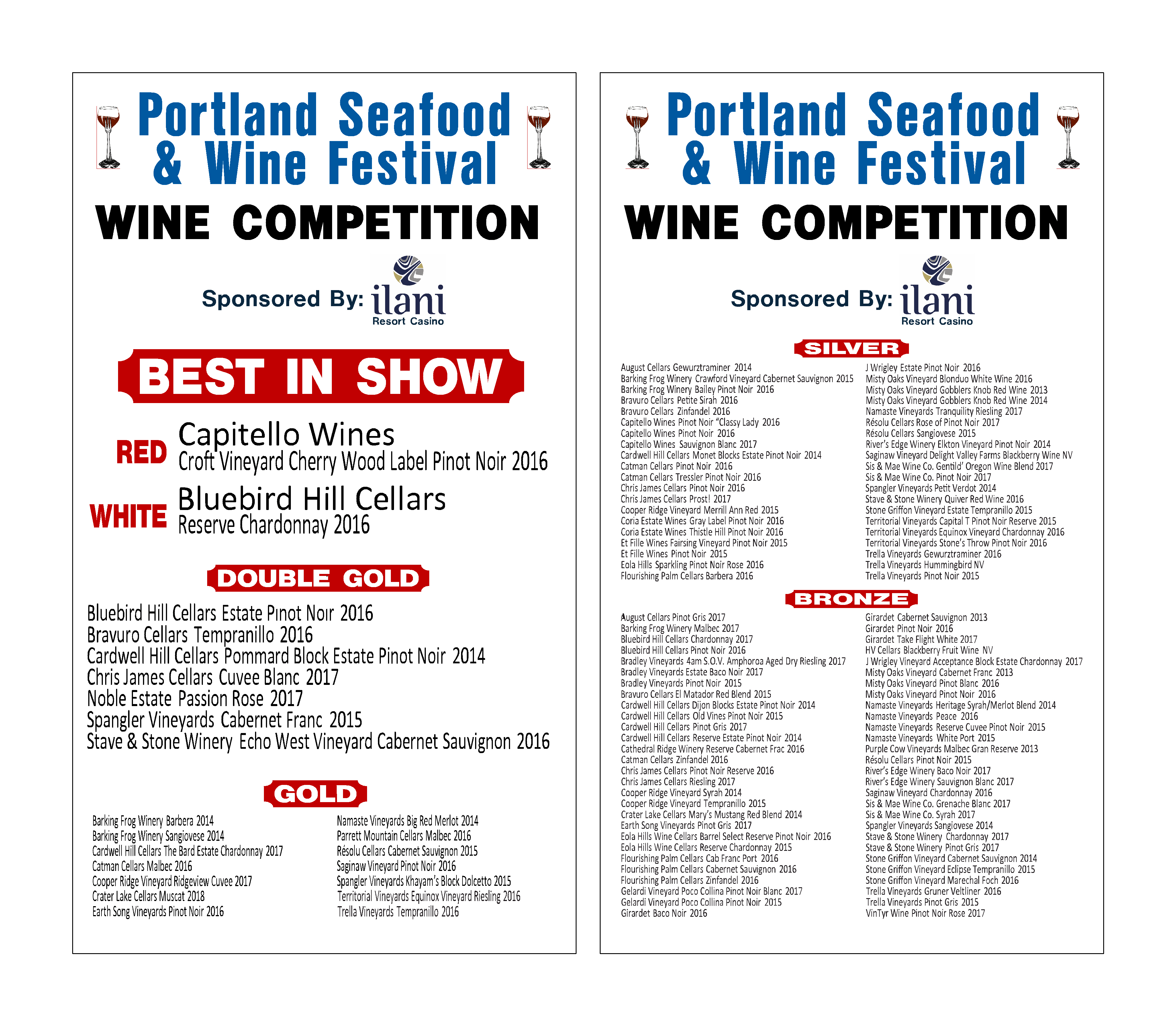 Best Pinot Noir 2020 Portland Seafood & Wine Festival   Official Site